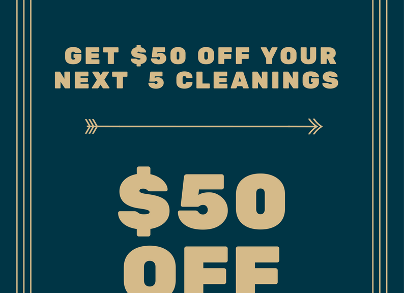 Coupons - Residential Cleaning Services - Maid Green Cleaning Services Residential Cleaning Services Coupon $50 off